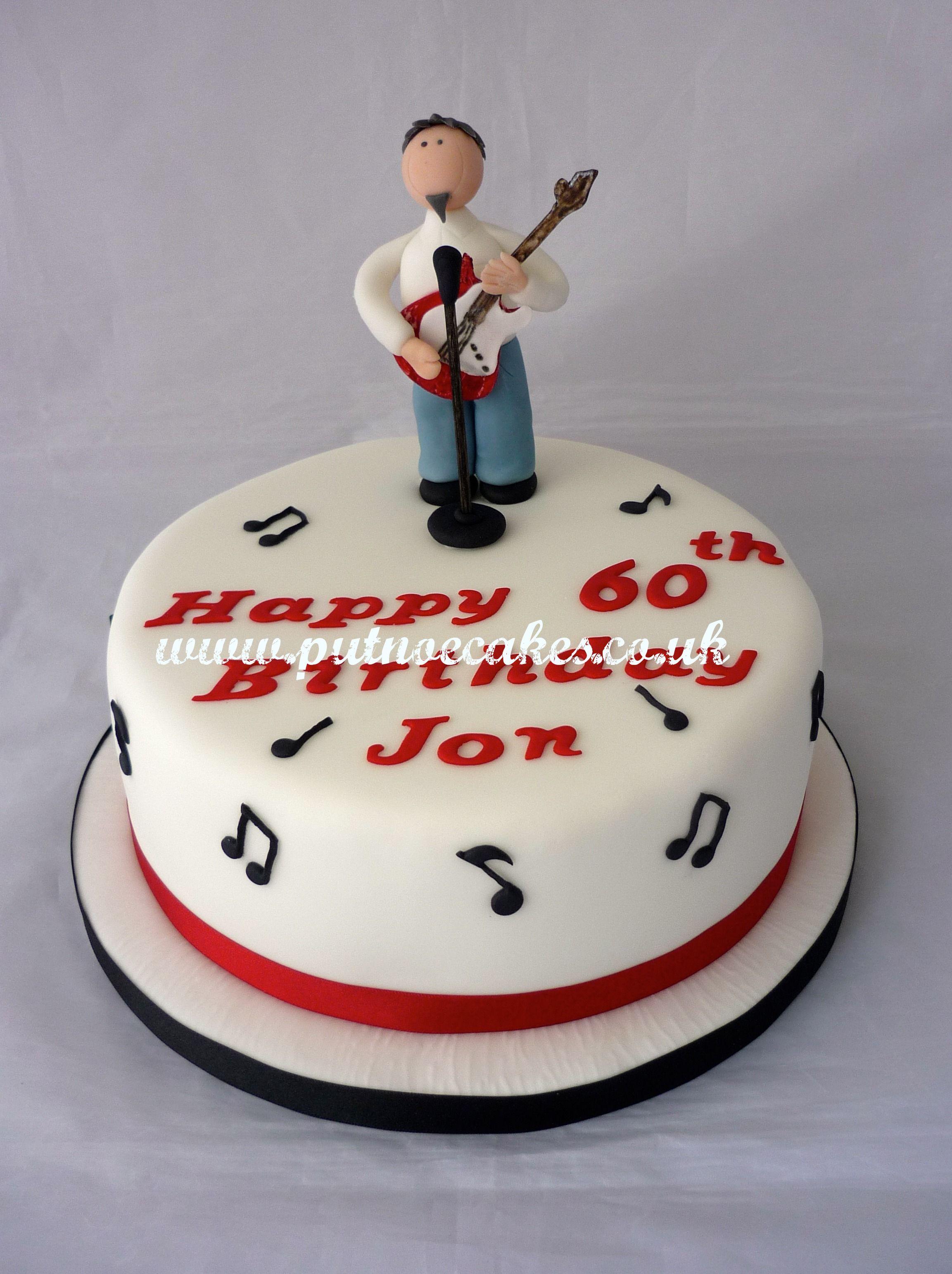 Music Cakes For Men Mens Birthday Cakesthumbs