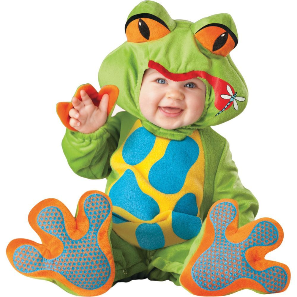 Baby Lil Froggy Costume - Large