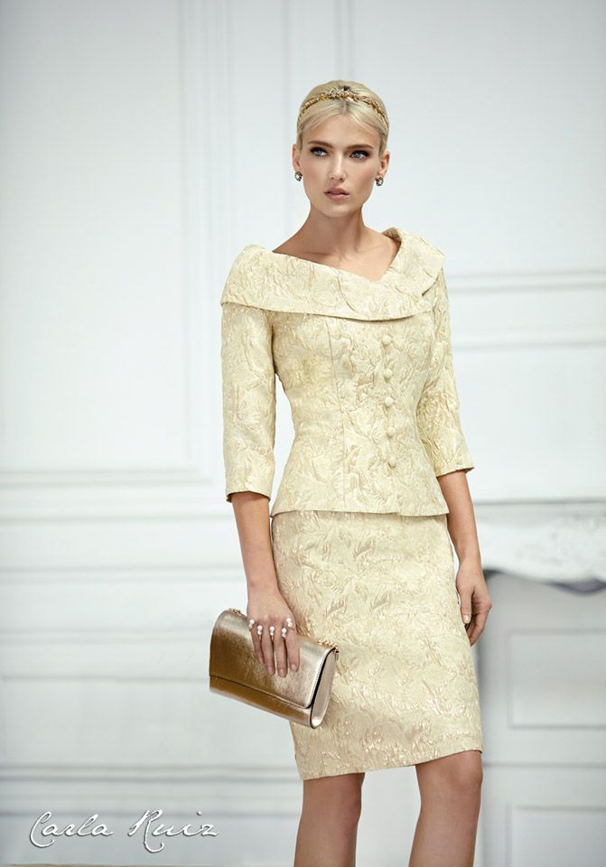 Mother of the Bride and Groom Wedding Outfits from Nicola Ross Naas ...