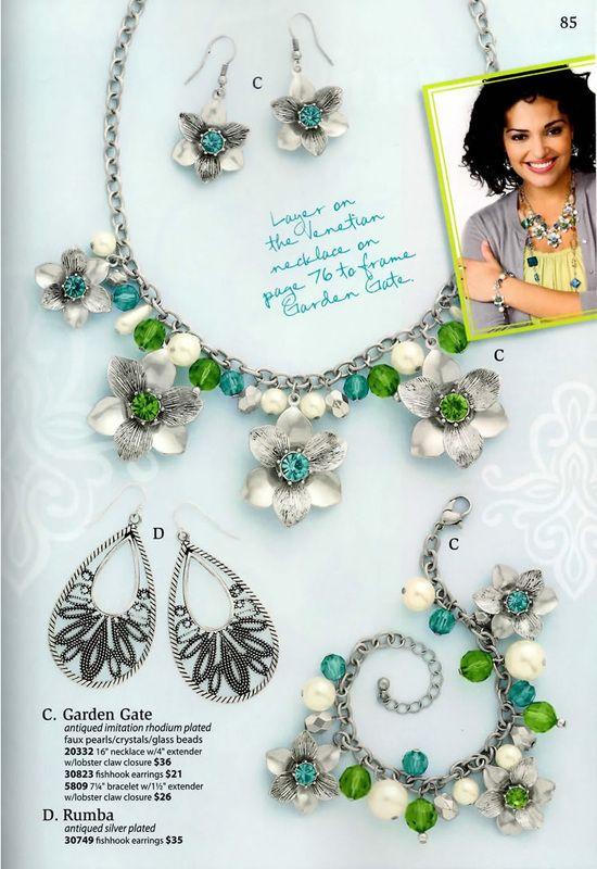 2012 - 2013 Premier Designs Catalog | Premier jewelry ...