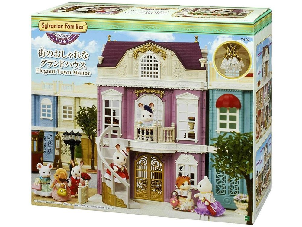 Sylvanian Families Kitchen stove and sink SET KA-420 Epoch japan NEW