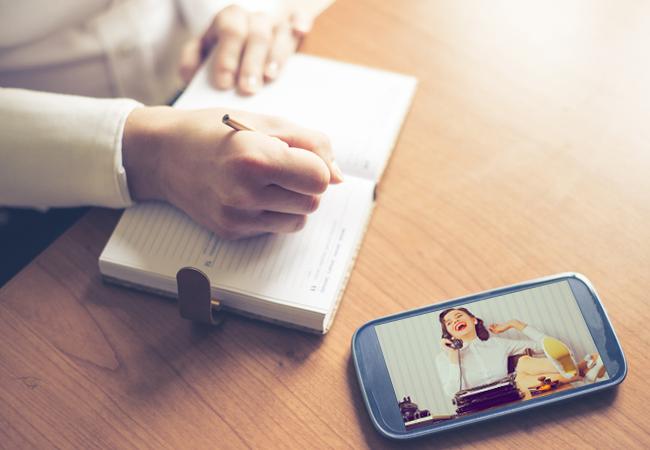 Quieres que tu smartphone sea una oficina virtual for Secretaria oficina virtual