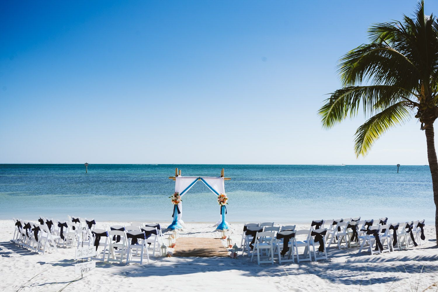 Key West Destination Wedding Photography Of Smathers Beach Say Yes Karro Events Fl At For Oceanfront