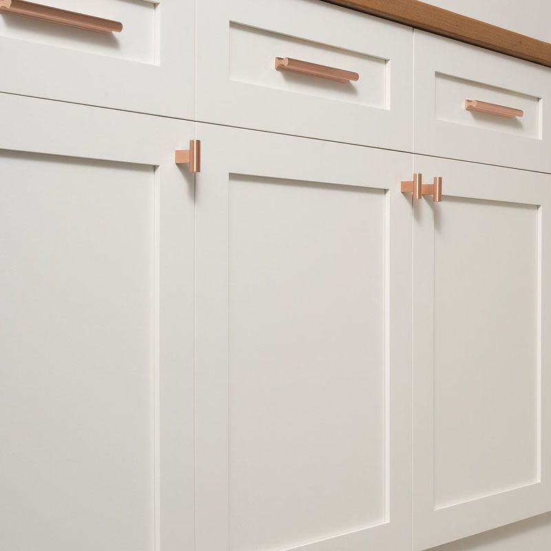 Kitchen Decor Ideas 12 Ways To Add Copper To Your Kitchen Kitchen Cabinet Pulls Kitchen Handles Kitchen Cabinet Hardware