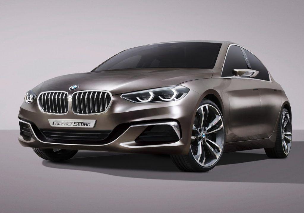 2018 BMW 1 Series Sedan Price