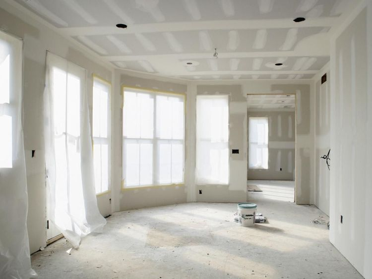 The Finishing Requirements For Gypsum Board From 0 To 5 Home Ceiling Drywall Ceiling Home Renovation