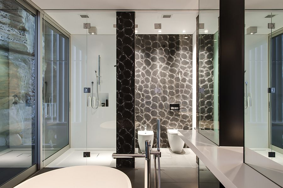 Sydney's Beautiful Bathrooms & Kitchens bathroom, picturesque luxurious bathroom interior with white