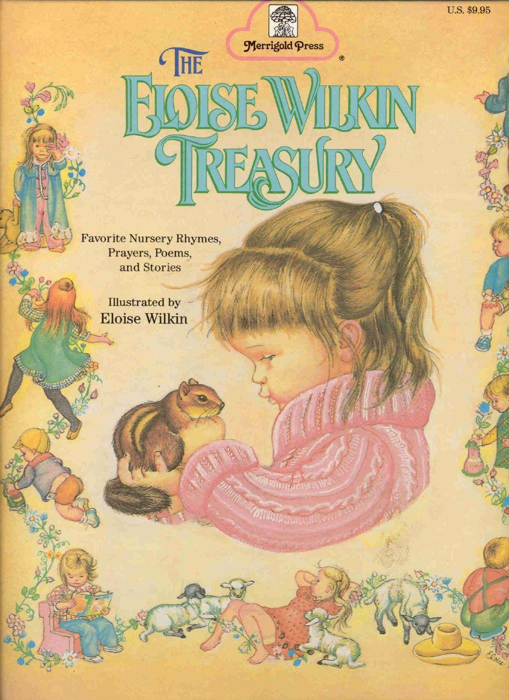 Eloise wilkin treasury one of my favorite illustrators of