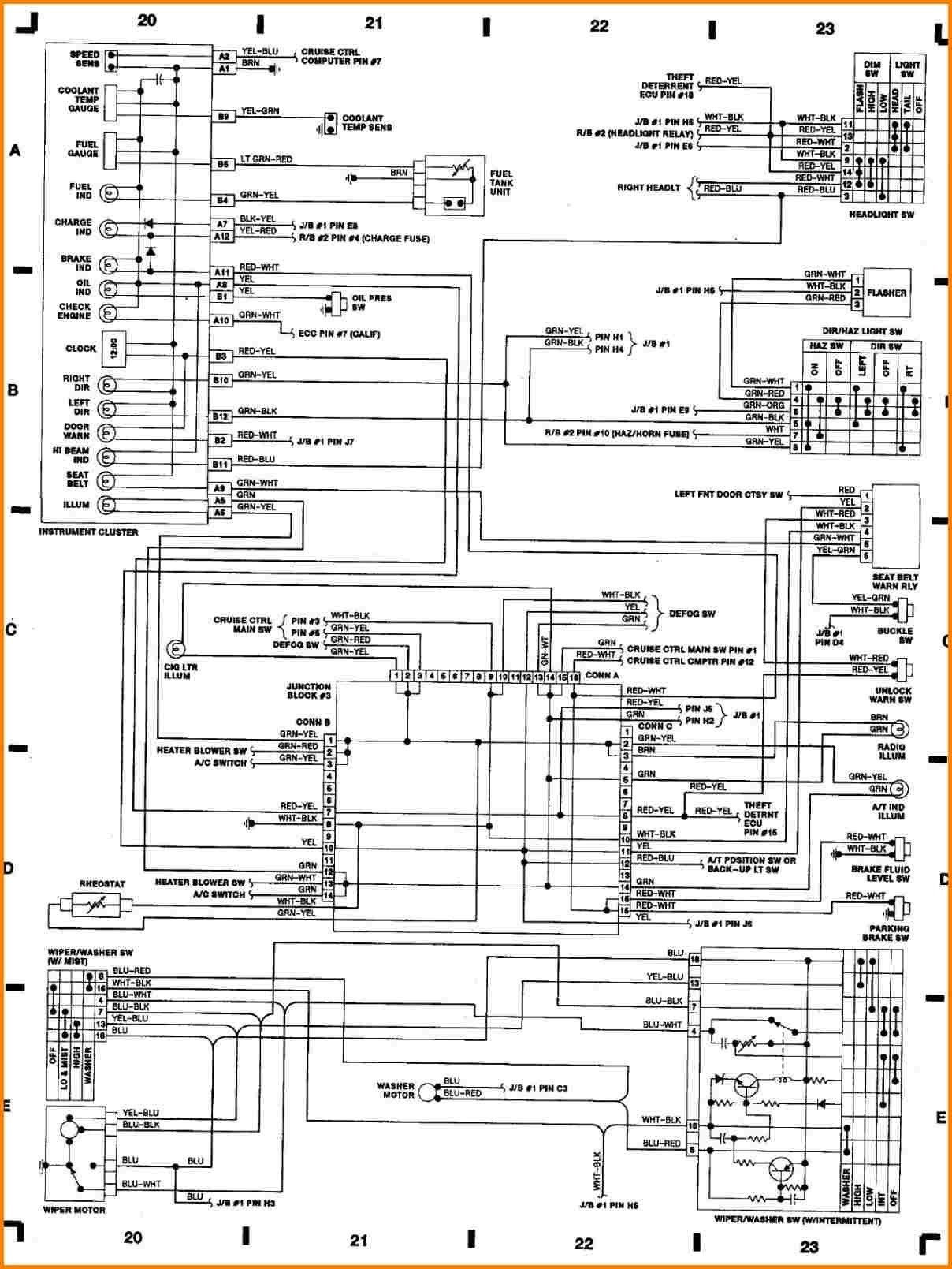Wiring Diagram For 2002 Toyota Tacoma In 2021 Electrical Wiring Diagram House Wiring Circuit Diagram