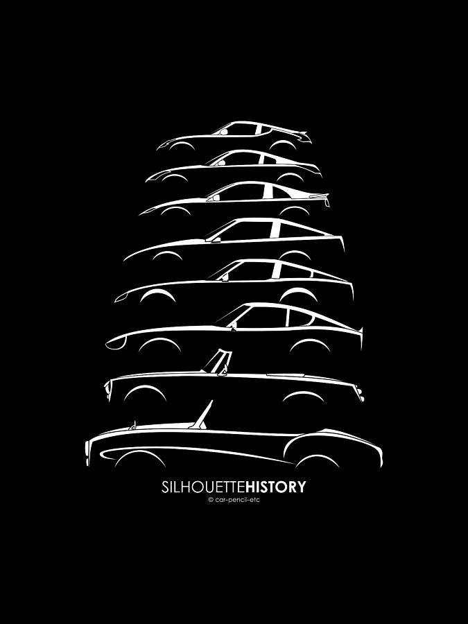 Jim Click Nissan >> Nissan Fairlady SilhouetteHistory | Datsun roadster, Nissan