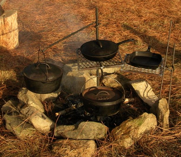 Taming The Campfire Has Eluded Me For Many Years, So I