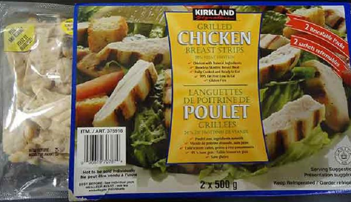 Costco S Kirkland Signature Chicken Recalled Due To Possible