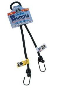 OF137 Oxford Products Bungee Strap Bungie 9mm x 600mm//24/""