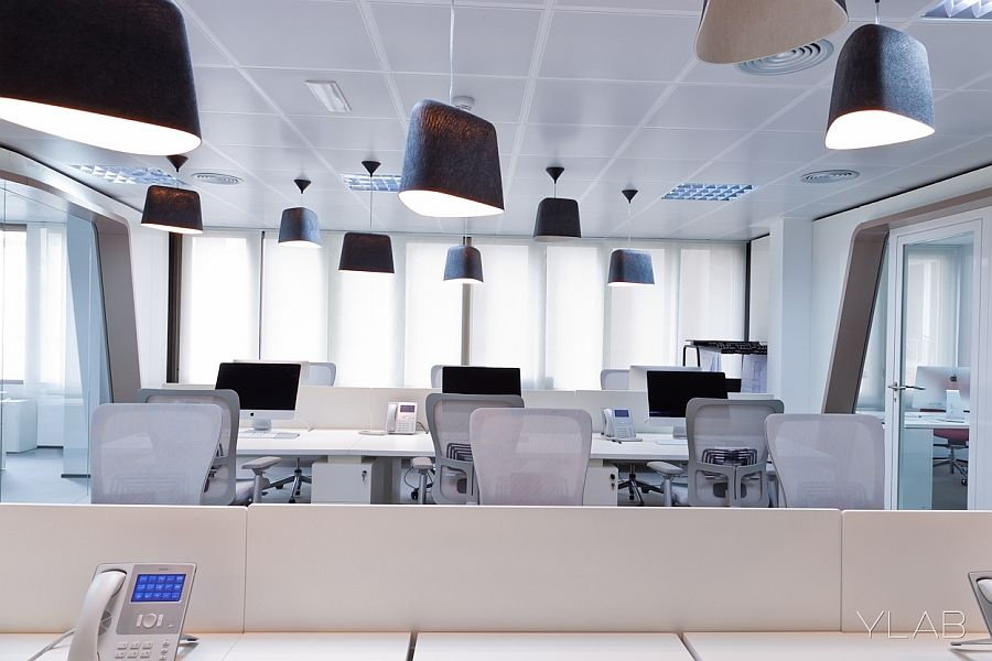 contemporary office lighting. Contemporary Design Meets African Overtones At Inaugure Headquarters Office Lighting E