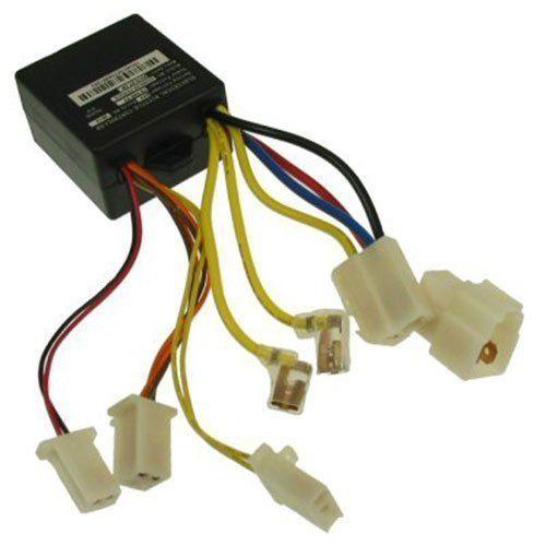 razor 24 volt controller with 7 connectors for razor e100fb4e razor e175 electric scooter wiring