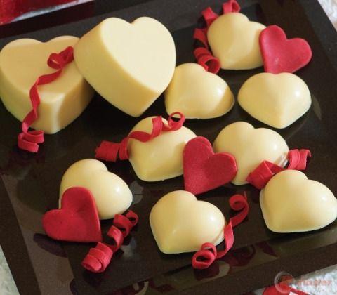 Cuoricini di Asti spumante: i tuoi bonbon per San Valentino