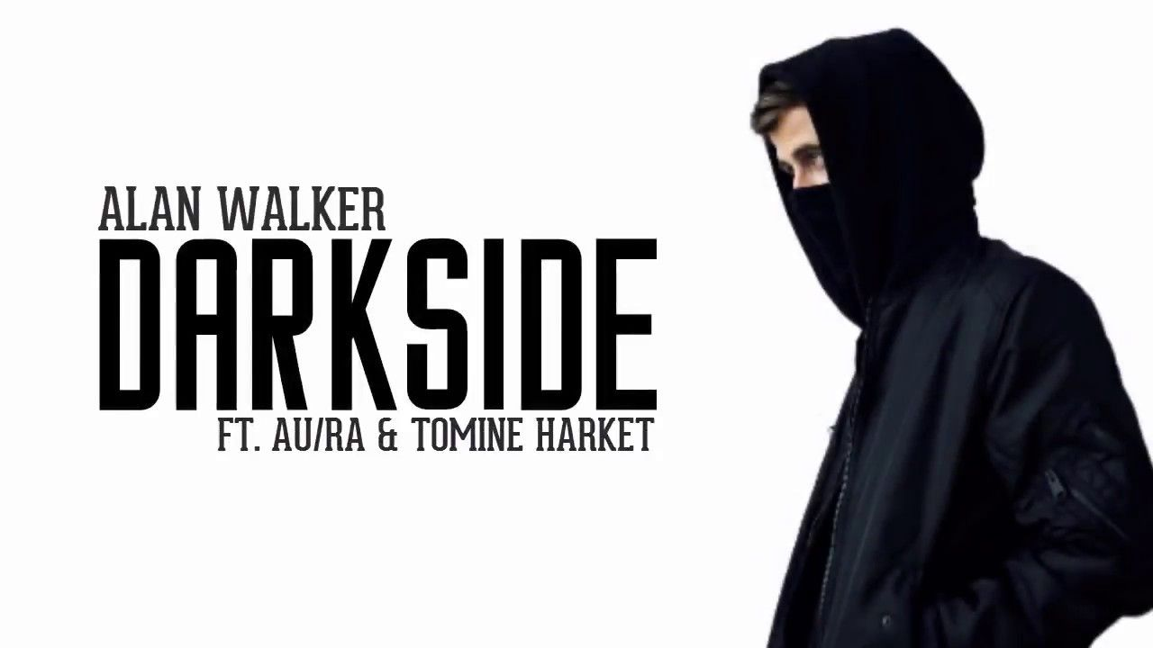 Alan Walker Darkside Lyrics Ft Au Ra Tomine Harket With