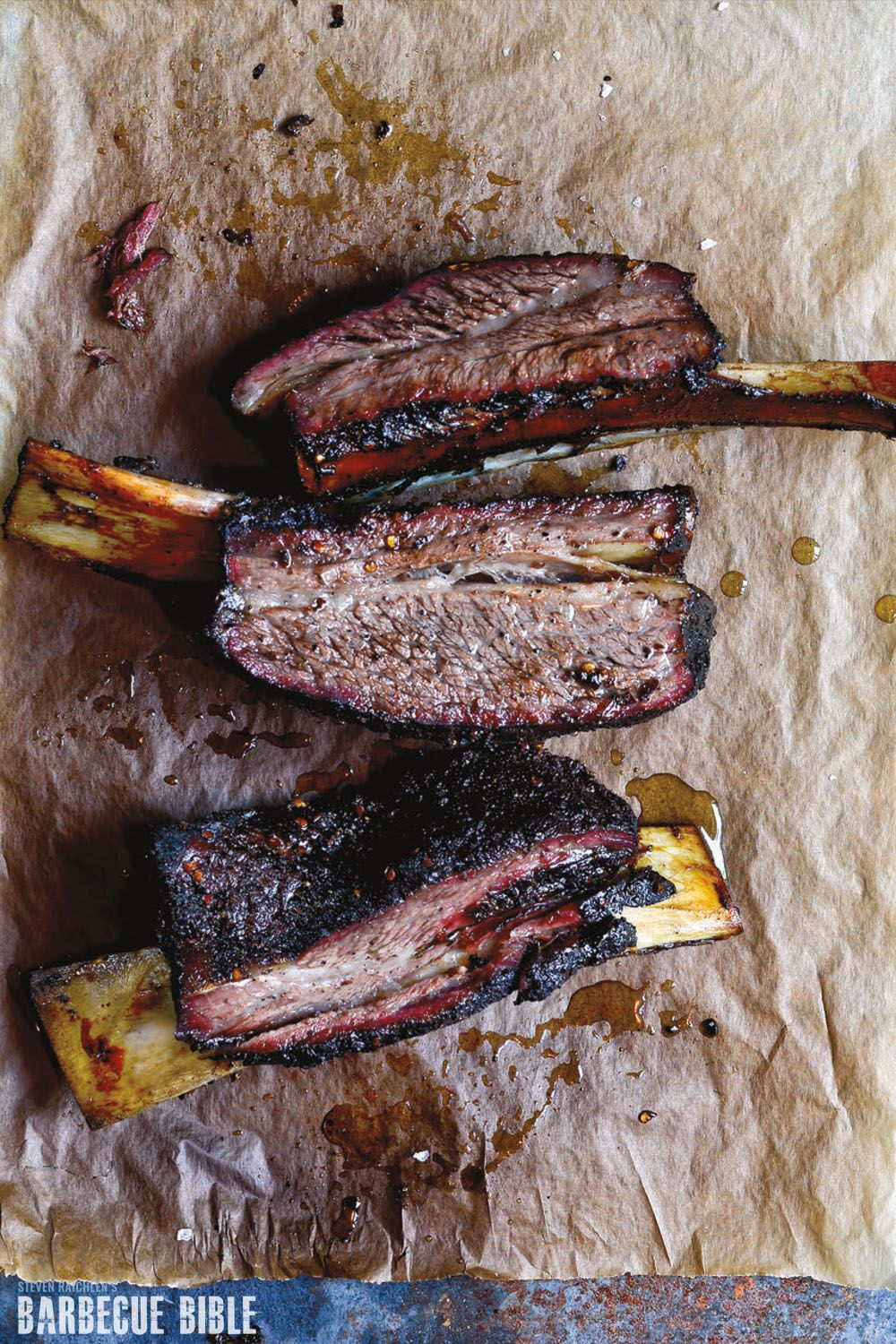 Big Bad Beef Ribs The New Sparerib That S One Way To Describe The Beef Plate Rib Aka The Biggest Baddest Rib On Pl Beef Plate Ribs Rib Recipes Smoked Ribs