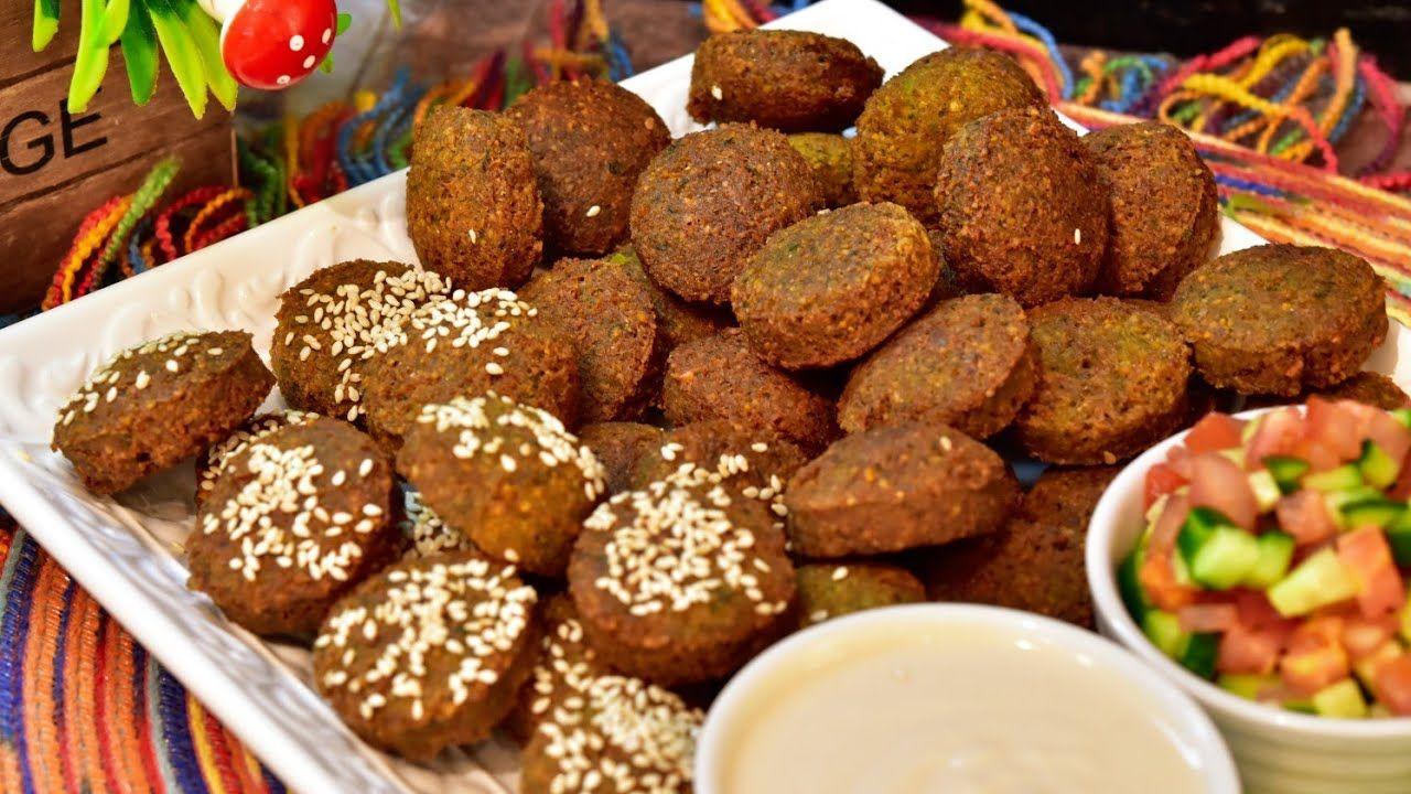 خليكم بالبيت وتعالو نعمل اطيب فلافل مقرمش بطريقه سهله مع كافة أسرار نجاح الوصفه معكم Youtube Food Turkish Recipes Recipes