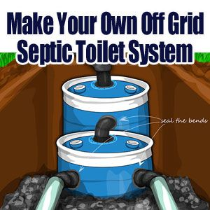 Eco Friendly Toilet Systems