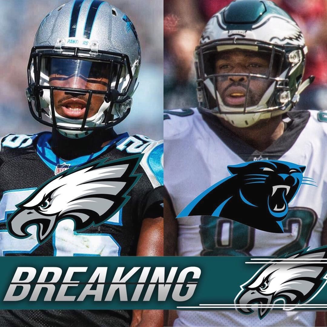 BREAKING: Eagles trading WR Torrey Smith to Panthers for CB Daryl Worley. -  Worley