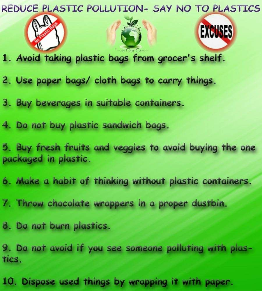 How to Help Save the Environment