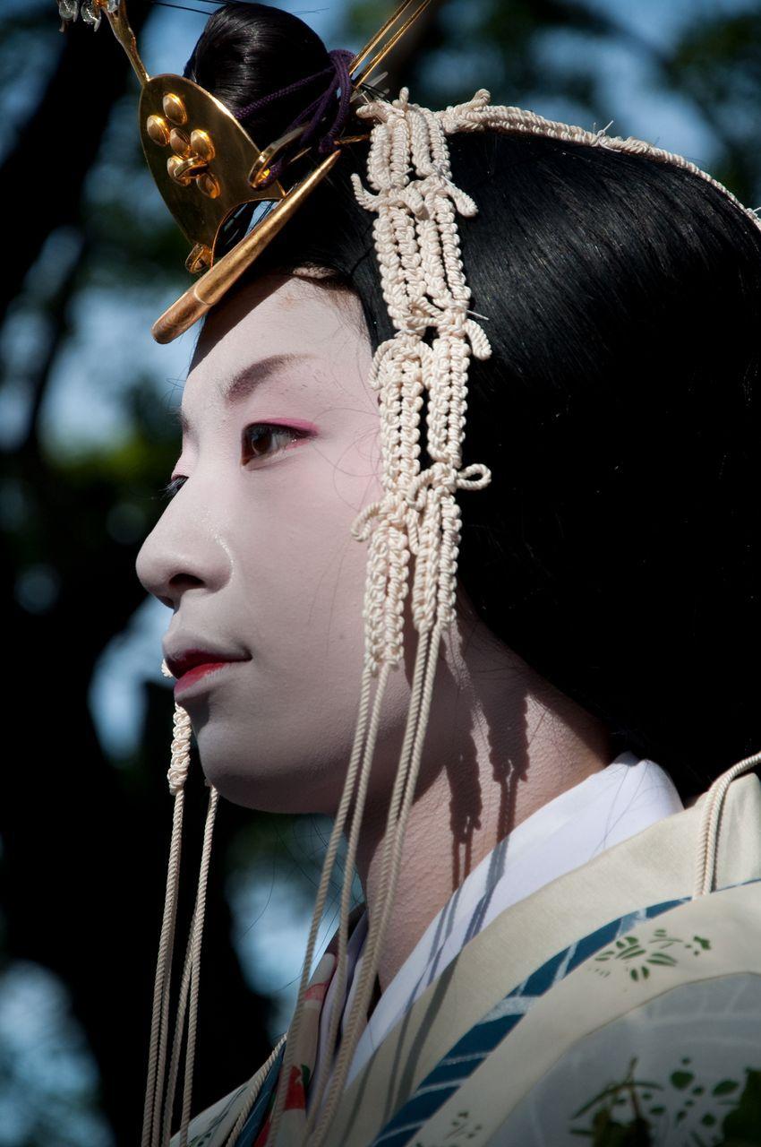 Aoi Matsuri festival, Japan 葵祭