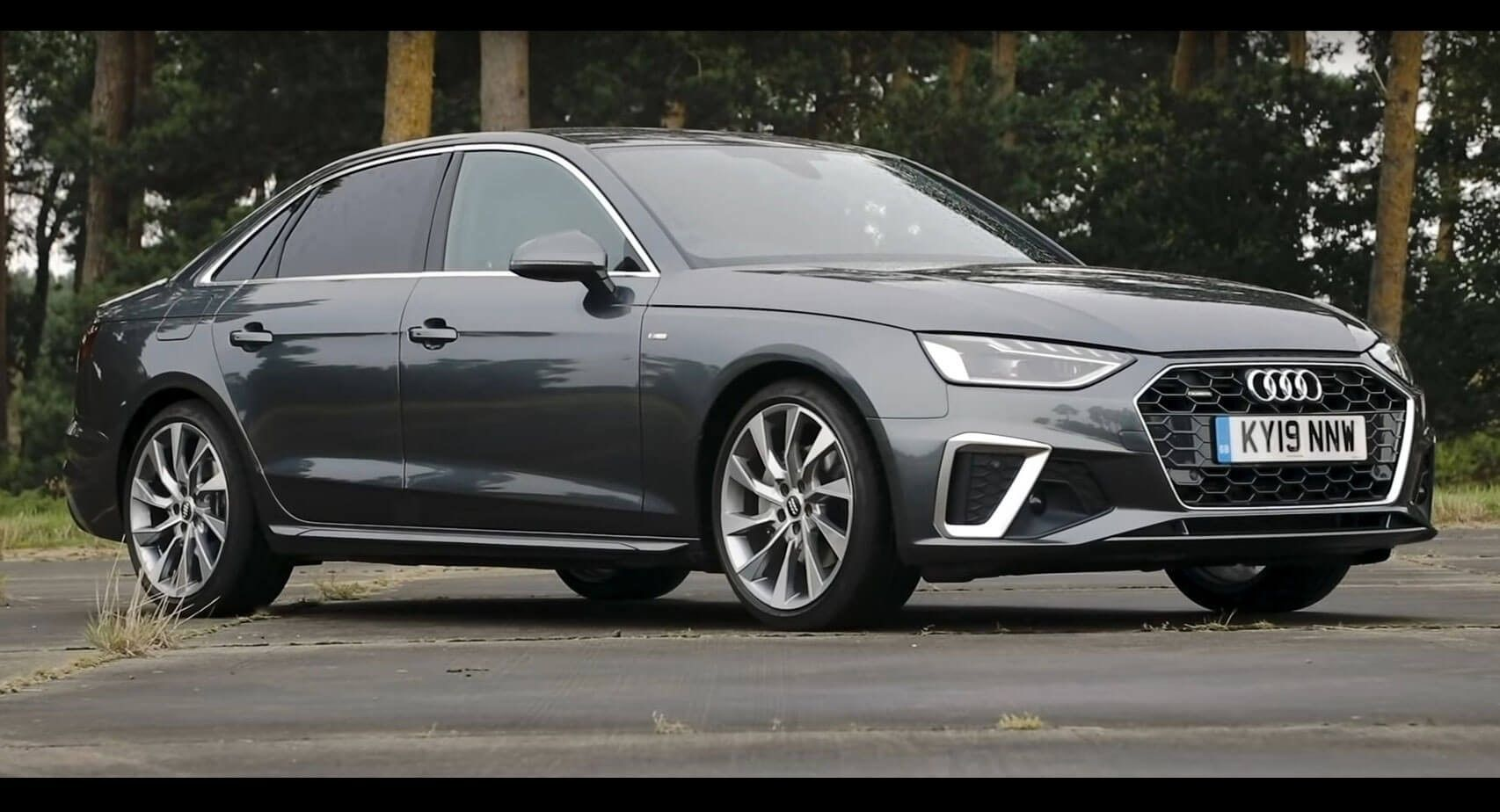 Audi A4 Restylee A La Recherche D Un Nouveau Souffle Audi A4 Bmw Audi