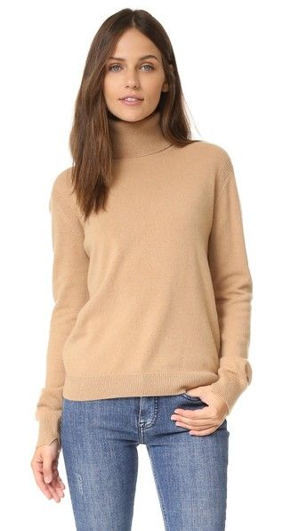 Cashmere Turtleneck Sweater | Cashmere turtleneck, Cashmere and ...