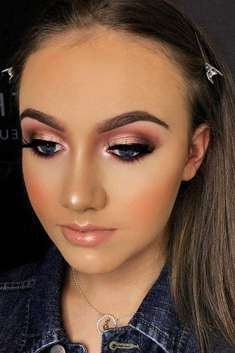 Photo of 45 Top Rose Gold Makeup Ideas To Look Like A Goddess