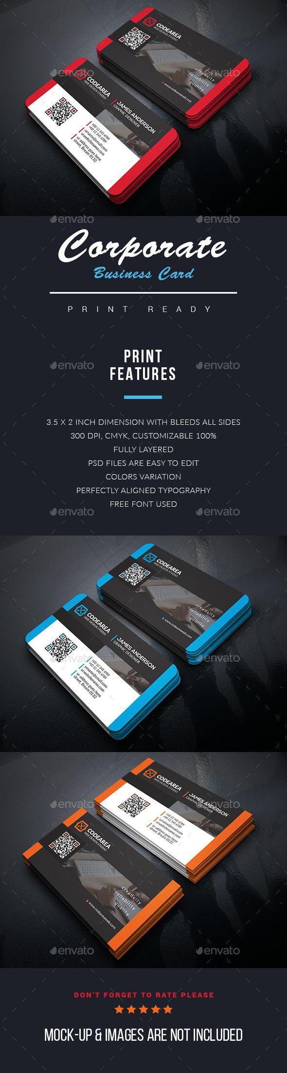 Codearea Business Card