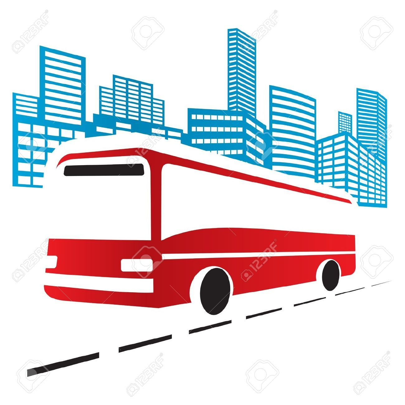 15028184 City Bus Stock Vector Bus Logo Transport Jpg 1300 1300 London City Bus Rapid Transit Bus