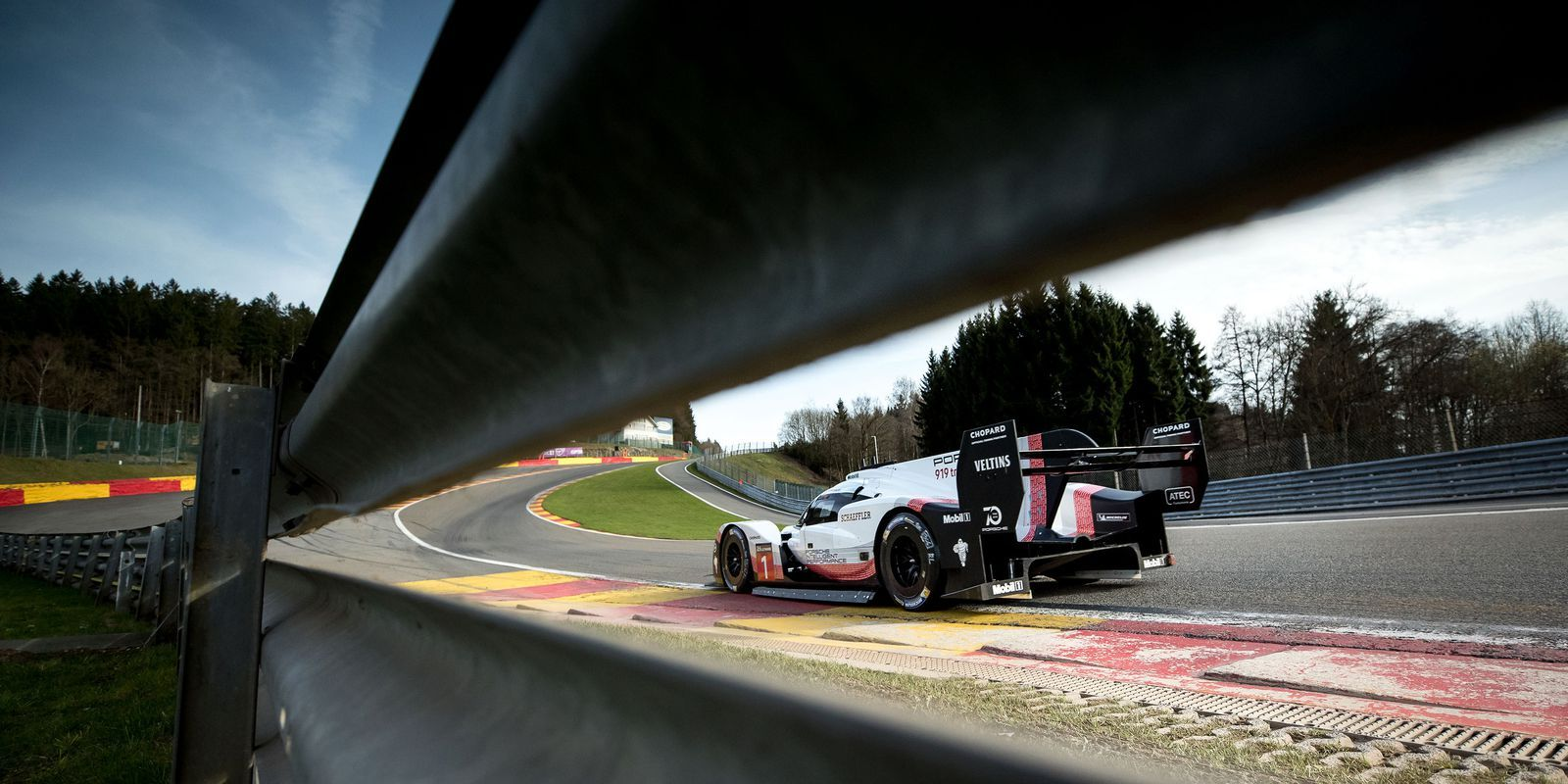The Porsche 919 Evo S Lap Record At Spa Has Already Been Broken
