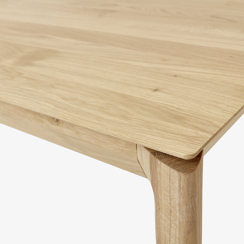 Ethnicraft Oak Bok Dining Table Wood Furniture Design Modern