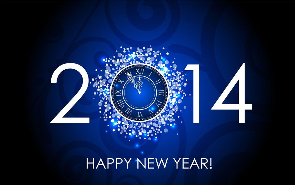 Happy new year wallpaper 2014 hd all wallpapers pinterest happy new year wallpaper 2014 hd voltagebd Choice Image