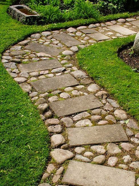 Photo of 27 Easy and Cheap Walkway Ideas for Your Garden