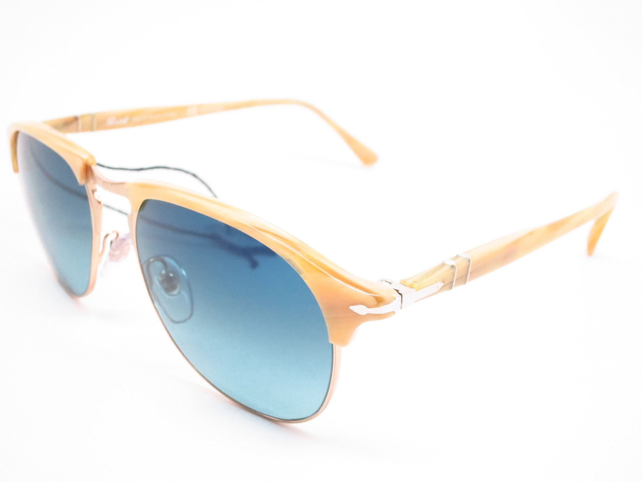 c8ba839b07 Steve McQueen Persol 714-SM 96 S3 Light Havana Polarized Sunglasses ...