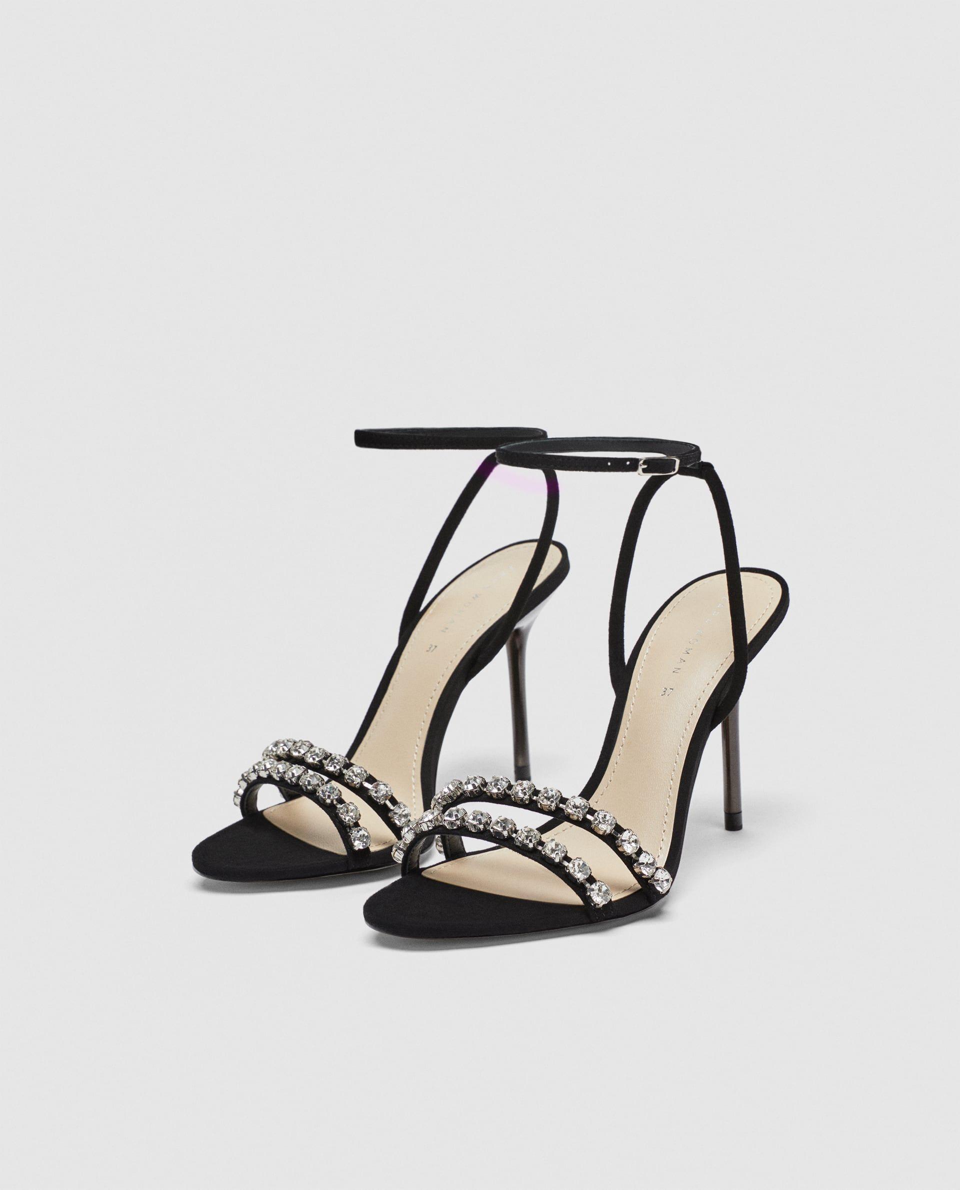 Leather Zara Leather SandalsY Jewelled Jewelled SandalsFashion 8OnmN0vw