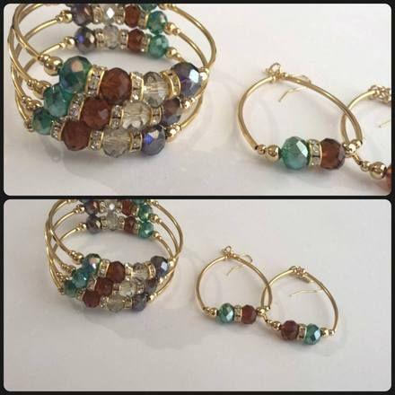 8fab783b1677 collares semanarios y pulseras con chapa de oro - Guadalajara ...
