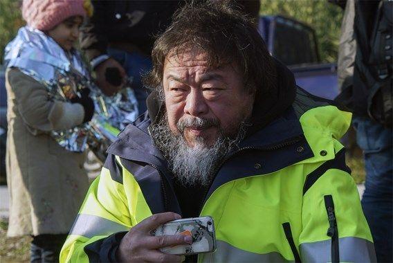 Ai Wei Wei - lesbos