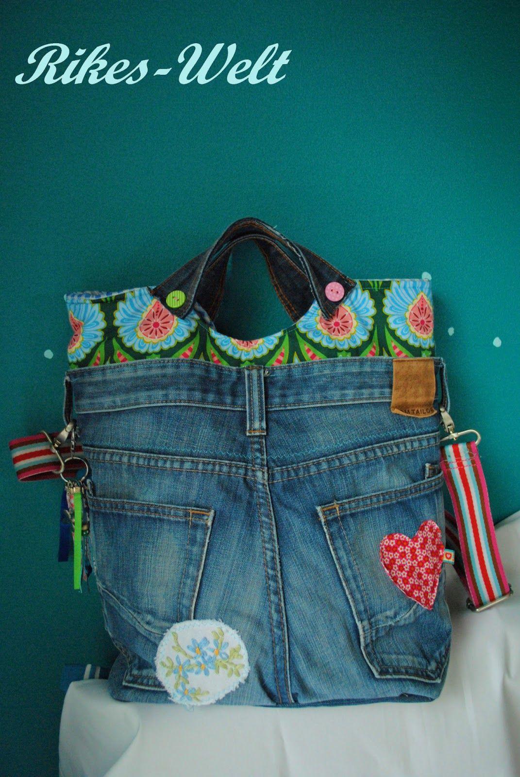 Taschen … | Taschen und Beutel Inspiration | Pinterest | Nähen ...