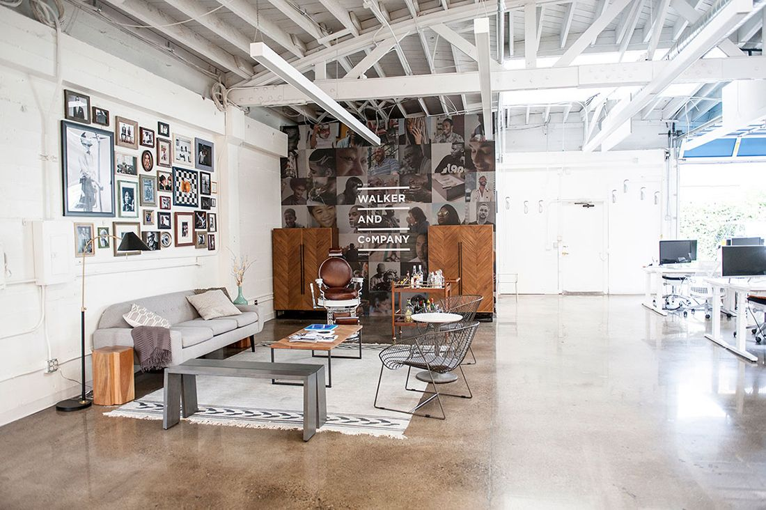 A Peek Inside Walker Company S Palo Alto Office Eclectic