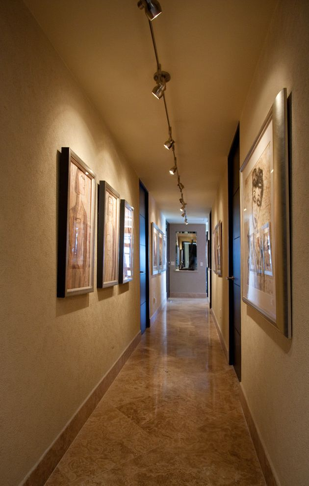 contemporary hallway lighting. flexible led track lighting hall ideas for gallery wall with contemporary http hallway e