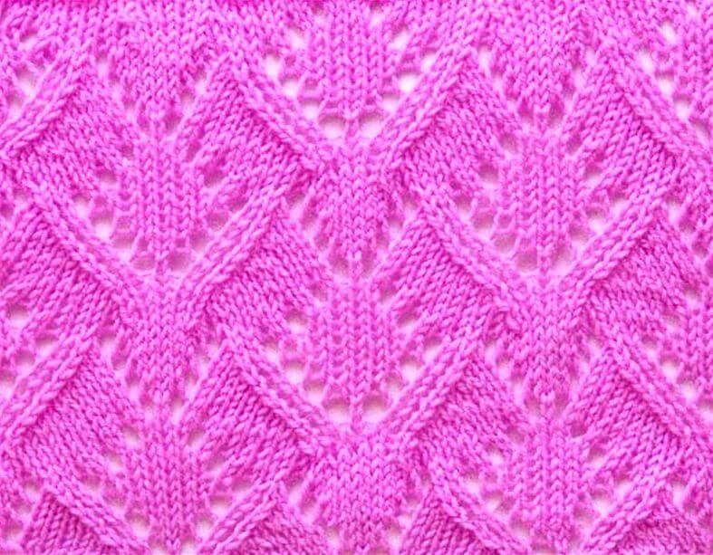Eagles Cool Knitting Pattern Knitting Stitch Patterns Pinterest