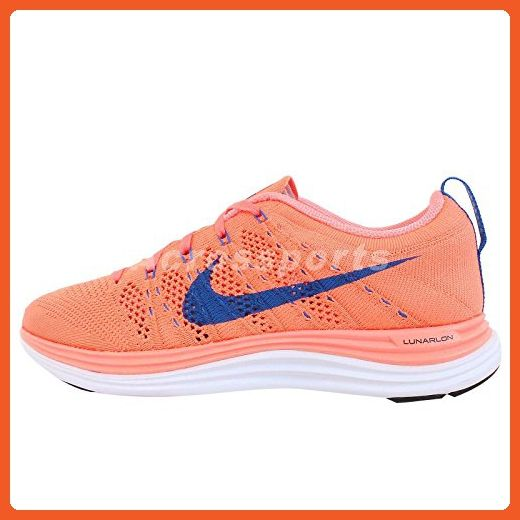 76d30049bc2944 Nike Women s Flyknit Lunar1+ Running Shoes Sneakers Pink Size 12 - Athletic  shoes for women (
