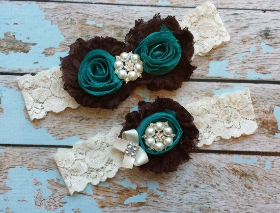 Hey, I found this really awesome Etsy listing at https://www.etsy.com/listing/166614779/brown-teal-chiffon-pearl-broach-center