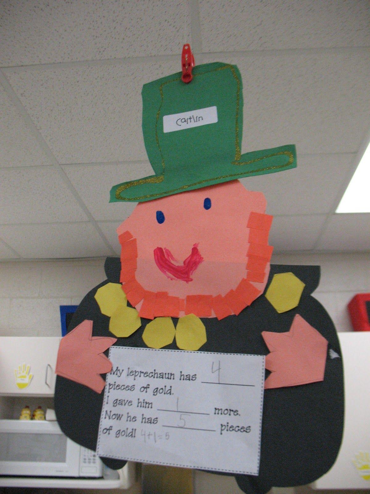 St Patrick S Day Crafts