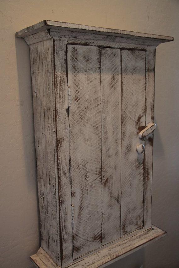 Primitive Kitchen Cabinet