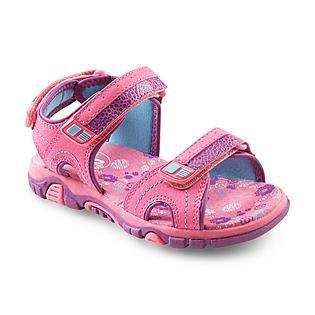 Alex Pink/Purple Athletic Sandal