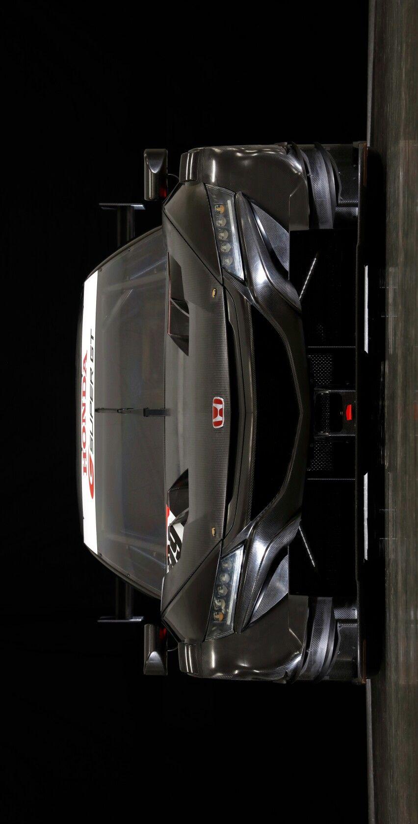 2020 Honda Nsx Gt Gt500 Super Gt Series Image Enhanced By Keely Vonmonski